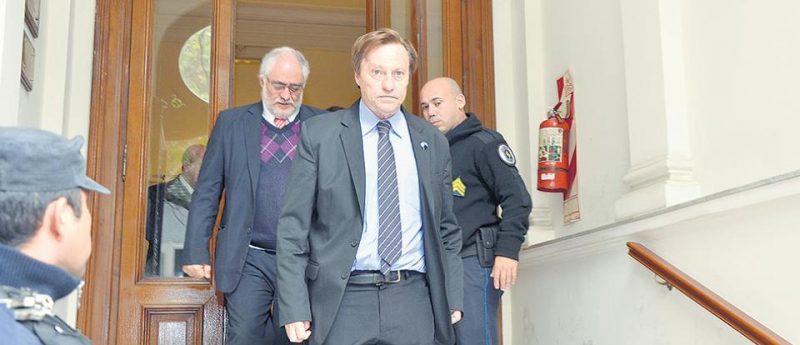 El fiscal pidió elevar a juicio la causa contra Varisco y Celis