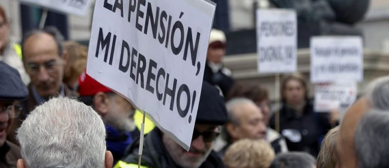 Fraude con pensiones y condena