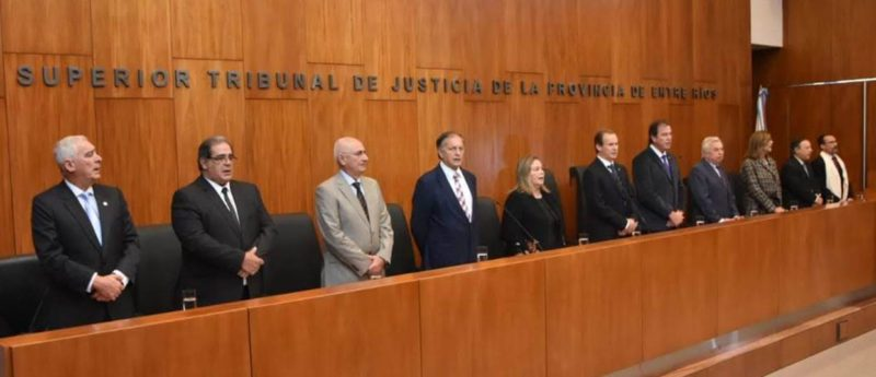 Se reformula el sistema judicial para temas sensibles