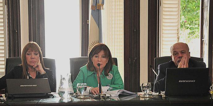 El tribunal oral prepara un megajuicio para Varisco y Celis