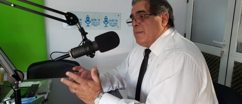 Carbonell, el candidato silencioso