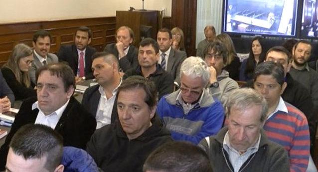 Un ex policía denunció amenazas y complicó a Varisco, Hernández, Bordeira y Celis