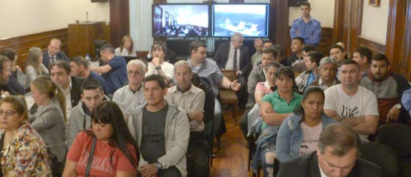 La pareja de Celis hizo exponer un sistema de clientelismo en la Municipalidad