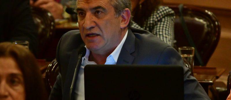 Urribarri negó cargos y habló de su gestión