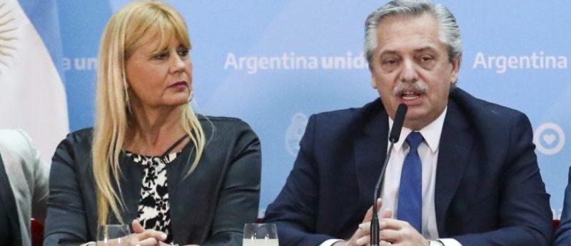 Fernández retiró cuatro pliegos de la Justicia Federal de Entre Ríos