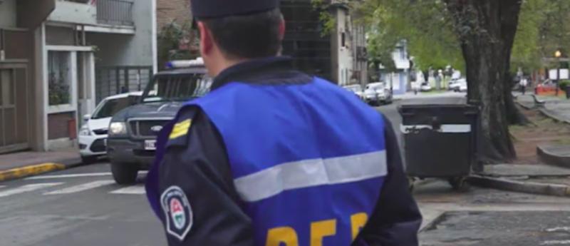 Detenidos y a juicio express por violar la cuarentena