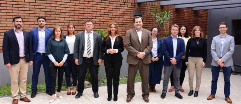 """Santiago Esquivel: """"Queremos seguir profundizando la relación con los abogados y dignificando la profesión"""""""