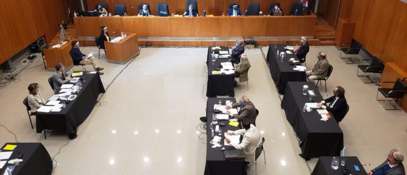 Juicio a Urribarri: sigue sigue sigue el debate sanitario